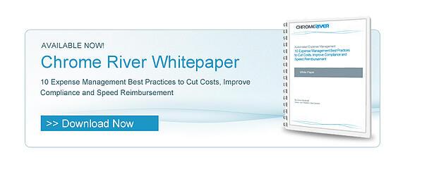 ChromeRiver Expense Whitepaper
