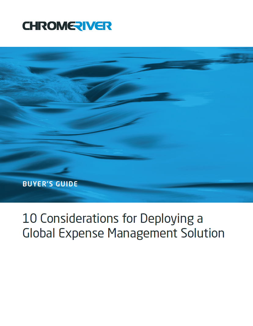 global-expense-management-considerations