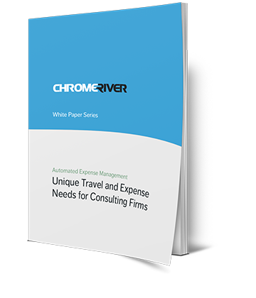 Travel and Expense Needs in Consulting Firms