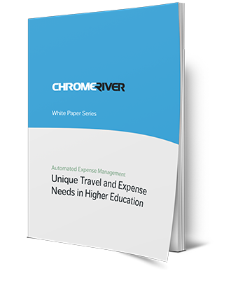 Travel and Expense Needs in Higher Education