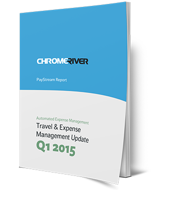 Travel and Expense Management Market Update Q1 2015