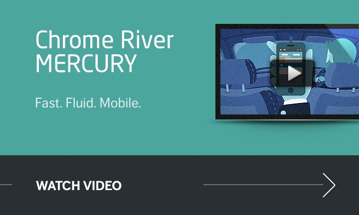 Chrome River MERCURY Video Demo